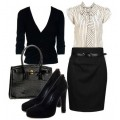 Деловой (офисный) стиль одежды для женщин